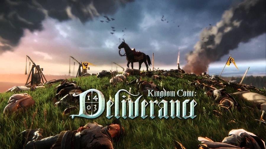 Kingdom Come Deliverance Steam CD KEY22
