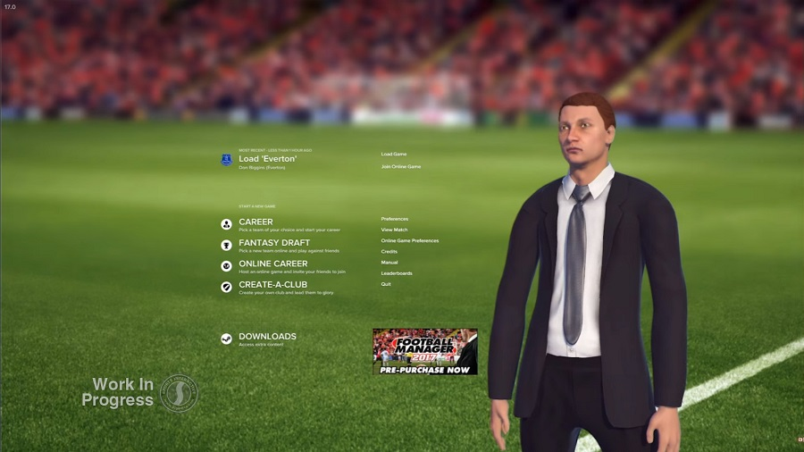 footbal manager 2018 1